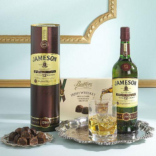 Classic Jameson Whiskey &Irish Chocolate Gift