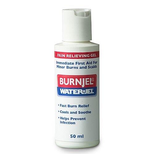 Water-Jel Burn Jel Squeeze Bottle 50ml Single