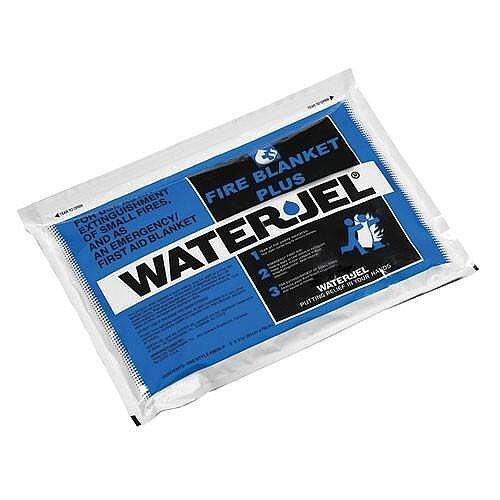 Water-Jel Fire Blanket-Plus 183cm x 152cm in Pouch