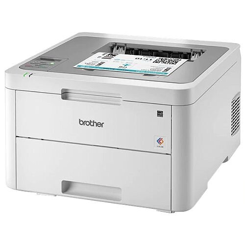Brother HL-L3210CW Colour Laser Printer 2400 x 600dpi A4 Wi-Fi, 250 sheets, 18 ppm
