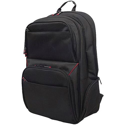 "Monolith Motion II Lightweight Laptop Backpack 15.6"" Black"