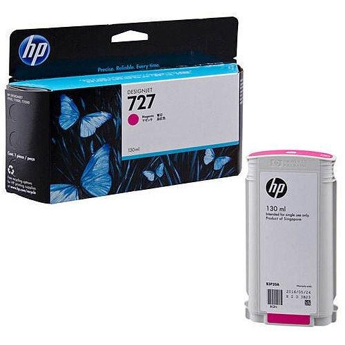 HP 727 Designjet Cartridge Magenta