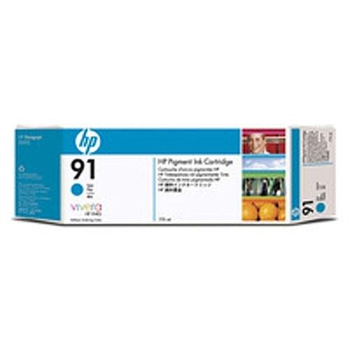 HP No 91 Cyan Inkjet Cartridge C9467A