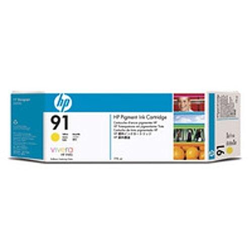HP No 91 Inkjet Cartridge Yellow C9469A