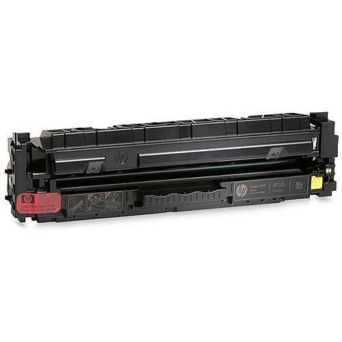 HP 410X Yellow High Yield Toner Cartridge CF412X