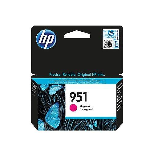 HP 951 Original Inkjet Cartridge Magenta CN051AE