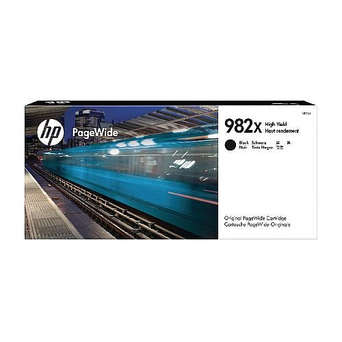 HP Original 982X HY Black PageWide Cartridge T0B30A