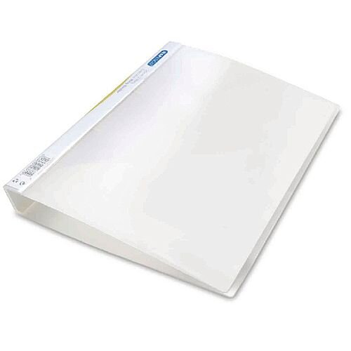 Rapesco Executive Presentation Binder 4D Ring 25mm A4 Clear
