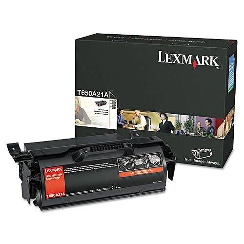Lexmark T650 T652 T654 Toner Black T650A21E