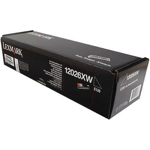 Lexmark Black E120 Photoconductor Kit 12026XW