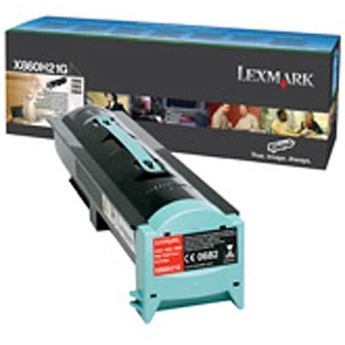 Lexmark Toner Cartridge High Yield Black X860H21G