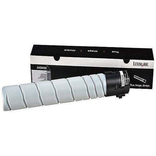 Lexmark Black Toner Cartridge 54G0H00