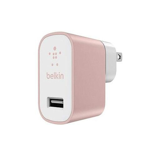 Belkin MIXIT F8M731 AC Adapter for Smartphone Tablet PC USB Device iPhone iPad 230 V AC Input Voltage 5 V DC Output Voltage 2.40 A Output Current