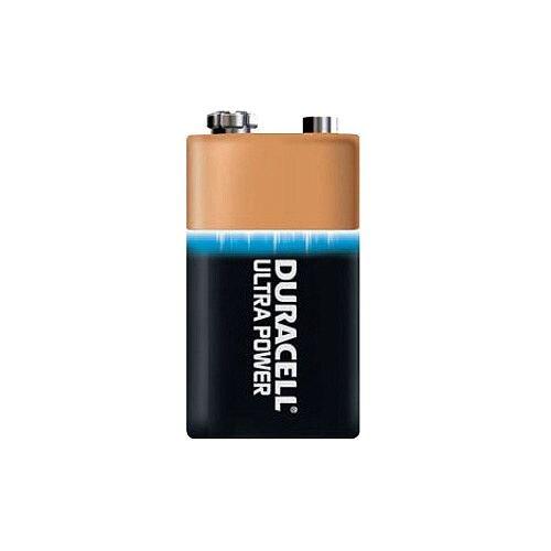 Duracell Ultra Power Multipurpose Battery Alkaline 9 V DC