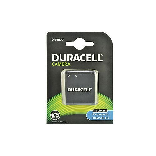 Duracell Camera Battery 700 mAh Lithium Ion 7.4 V DC Rechargeable