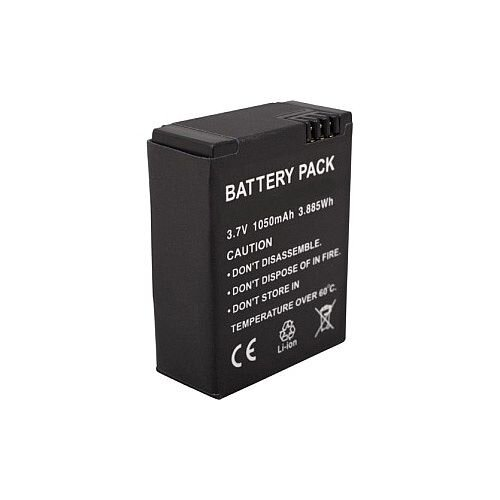 Urban Factory Camera Battery 1050 mAh Lithium Ion 3.7 V DC Rechargeable