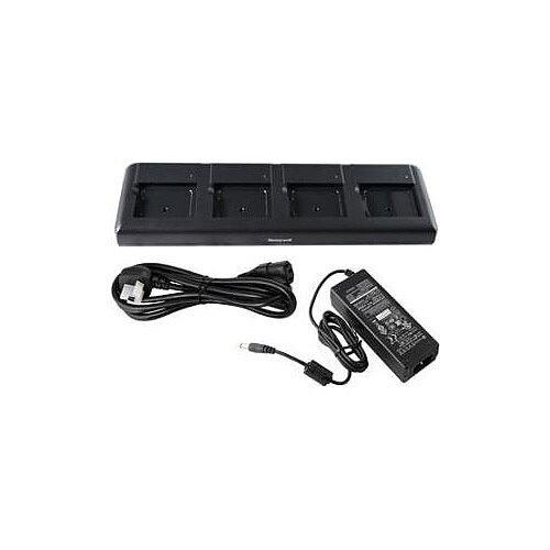 Honeywell Multi-Bay Battery Charger AC Plug 4 Proprietary Battery Size