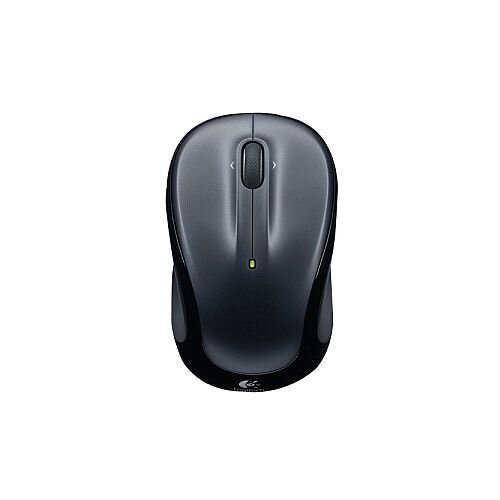 Logitech M325 Mouse Optical Wireless Silver USB Scroll Wheel