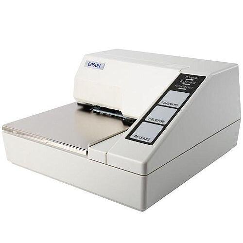 Epson TM-U295 Dot Matrix Printer Monochrome Desktop Receipt 2.1 LPS Mono - Serial