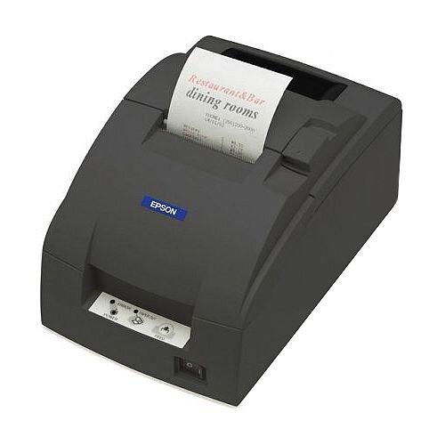 Epson TM-U220D Direct Thermal Printer - Colour - Receipt Print - 6 lps Mono - 4 KB - Parallel