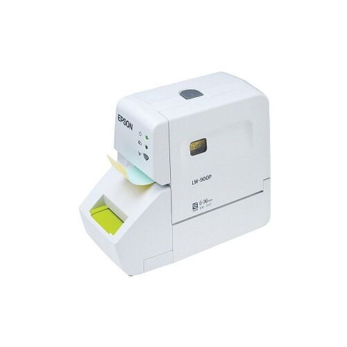 Epson LW-900P Thermal Transfer Printer Monochrome Desktop Label Print 25 mm/s Mono 360 dpi USB 36mm Label Width