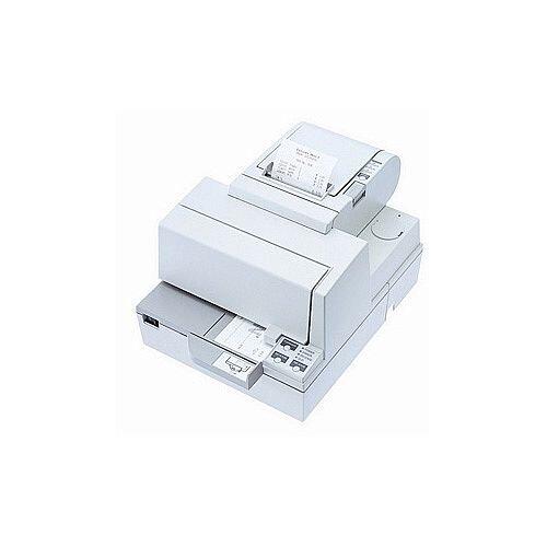 Epson TM-H5000II Multistation Printer 38 lps Mono Dot Matrix Parallel Auto-cutter, MICR