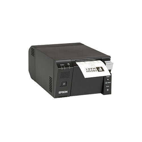 Epson TM- T70II Direct Thermal Printer Monochrome Desktop Receipt Print 250 mm/s Mono 180 x 180 dpi 4 KB USB 79.50mm Label Width