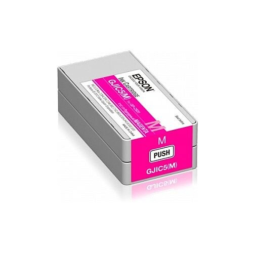 Epson GJIC5 M Magenta Original Ink Cartridge C13S020565