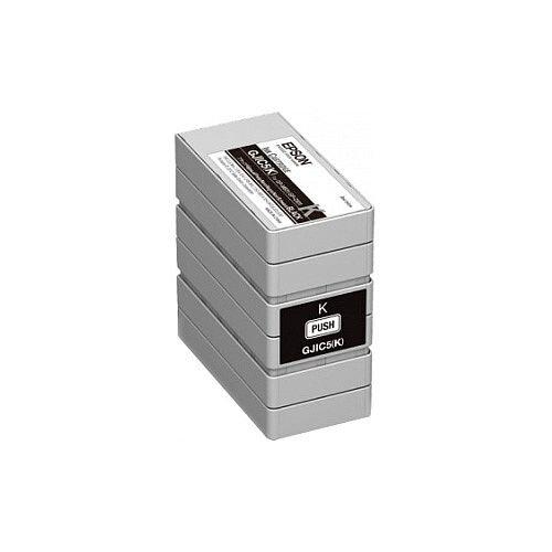 Epson GJIC5 K Black Original Ink Cartridge C13S020563