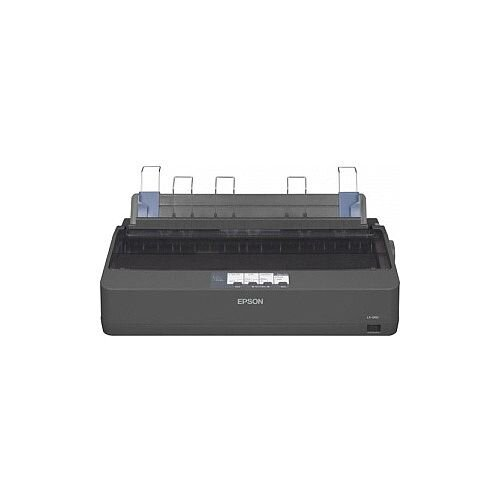 Epson LX-1350 Dot Matrix Printer Monochrome 9-pin 136 Column 347 Mono 240 x 144 dpi USB Parallel Serial