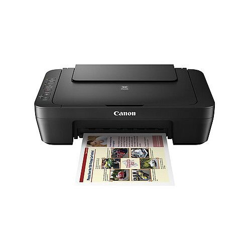 Canon PIXMA MG3050 Multifunction Printer Colour - Print From Your Phone, Tablet, Laptop &Camera. Also Print From Google Drive, OneDrive, Facebook, Instagram &More Cloud Services.