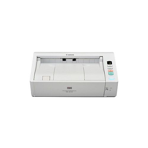 Canon imageFORMULA DR-M140 Sheetfed Scanner 600 dpi Optical 24-bit Color 8-bit Grayscale 40 40 USB