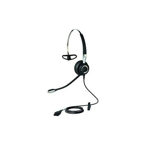 Jabra BIZ 2400 II USB Wired Mono Headset Over-the-head Supra-aural Gold Plated USB Yes