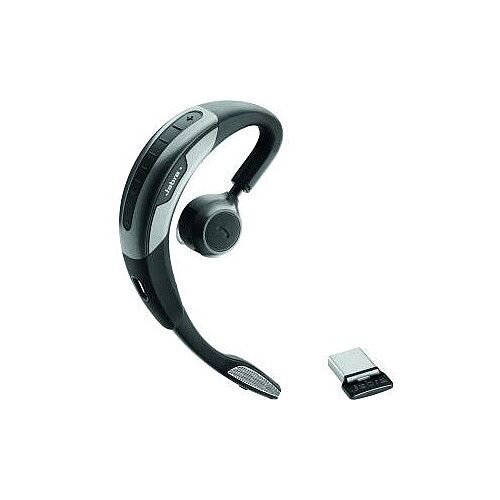 Jabra MOTION UC Wireless Bluetooth Mono Earset Behind-the-ear Earbud In-ear 100 m 16 Ohm 150 Hz 6.50 kHz