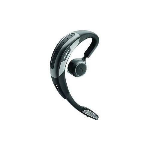 Jabra Motion UC MS Wireless Bluetooth 14.80 mm Mono Earset Behind-the-ear Earbud In-ear 100 m