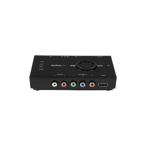 StarTech USB Video 1080p Game USB Video HDMI Capture Card USB 2.0 1920 x 1080 H.264 MPEG-4 HDMI Component VideoNetwork RJ-45