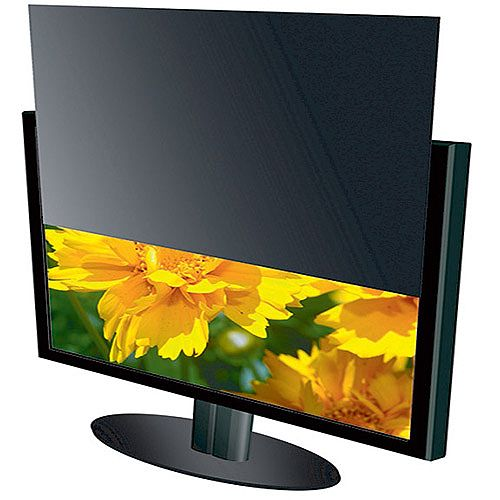 "Blackout LCD Privacy Screen Filter 24"" Widescreen 16:9 SVL24W"