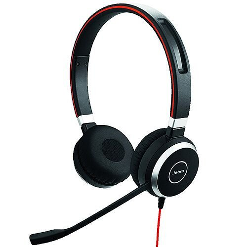 Jabra Evolve 40 Duo MS Headset