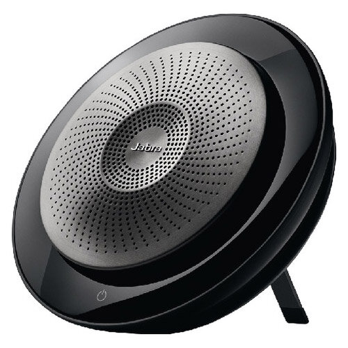 Jabra Speak 710 MS Portable Bluetooth Speaker System - 10 W RMS - 150 Hz to 20 kHz - Hands Free, Battery Rechargeable, USB Charging - Suitable for Smartphone, Laptop, PC 7710-309