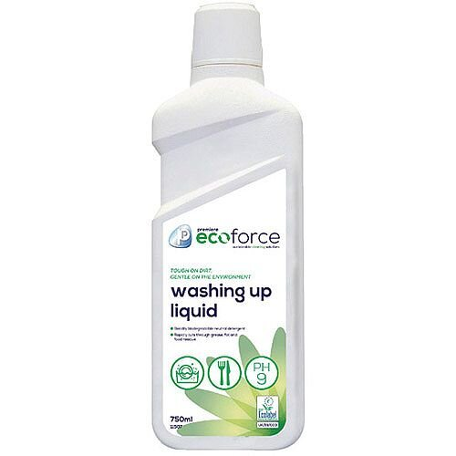 Ecoforce Washing Up Liquid 750ml Pack of 1 11507