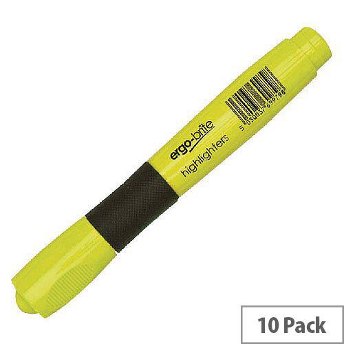 Ergo Bright Highlighter Yellow JN69979