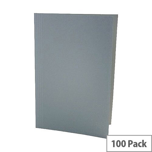Guildhall Green Square Cut Folder Foolscap Pack of 100 43204