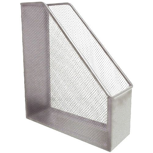 Q-Connect Mesh Magazine File Silver KF00845