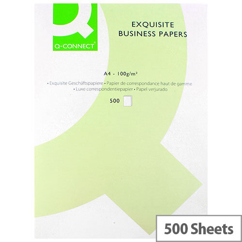Q-Connect Premium Printer Paper A4 100gsm White 500 Sheets