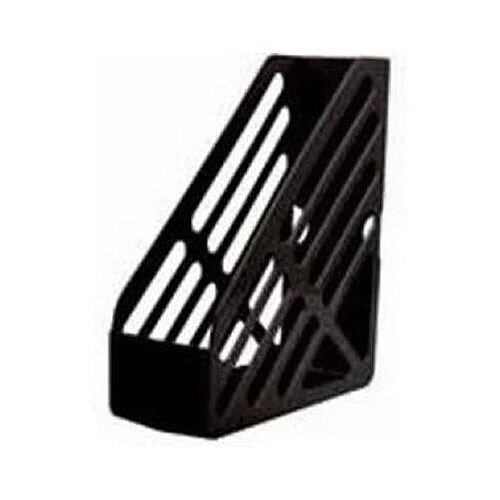 Q-Connect Foolscap Magazine Rack Black KF04061