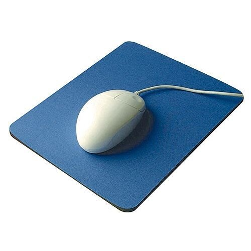 Q-Connect Mouse Mat Blue