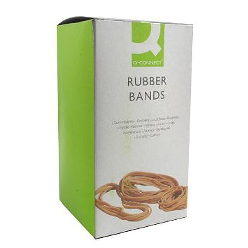 Q-Connect Rubber Bands 500g Number 14