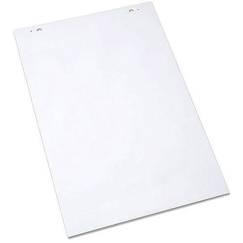 Q-Connect A1 Flipchart Pad Plain 40 Sheets 5 Pack KF37002
