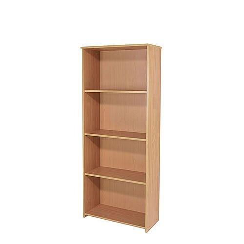 Jemini 1750mm Large Bookcase Beech KF73514