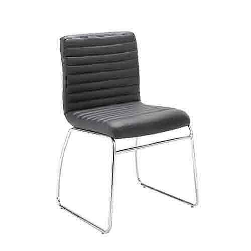 Jemini Dart Leather Look Visitor Chair KF74189